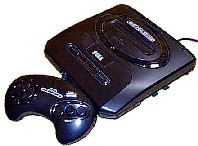 sega genesis